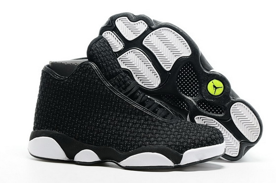 "Air Jordan 13 ""Jordan Future"" Shoes Oreo black/white"